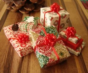 Christmas gifts!