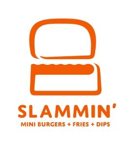 Slammin Logo Vertical_White